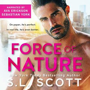 Audio Review: Force of Nature by SL Scott