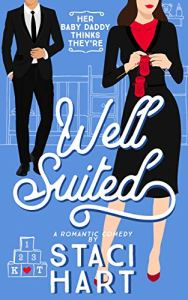 Well Suited by Staci Hart Blog Tour | Review