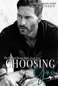 Choosing You by M. Robinson Blog Tour | Review