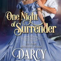 One Night of Surrender by Darcy Burke Blog Tour   Review