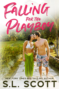 Falling for the Playboy by SL Scott Release & Review