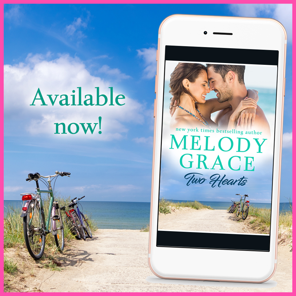Two Hearts by Melody Grace now available