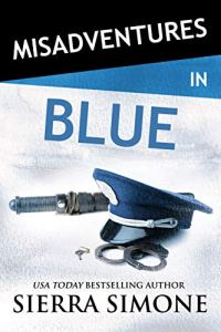 Misadventures in Blue by Sierra Simone Blog Tour & Review