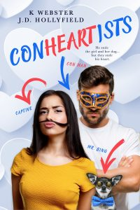 Conheartist by K. Webster & J.D. Hollyfield Blog Tour & Review