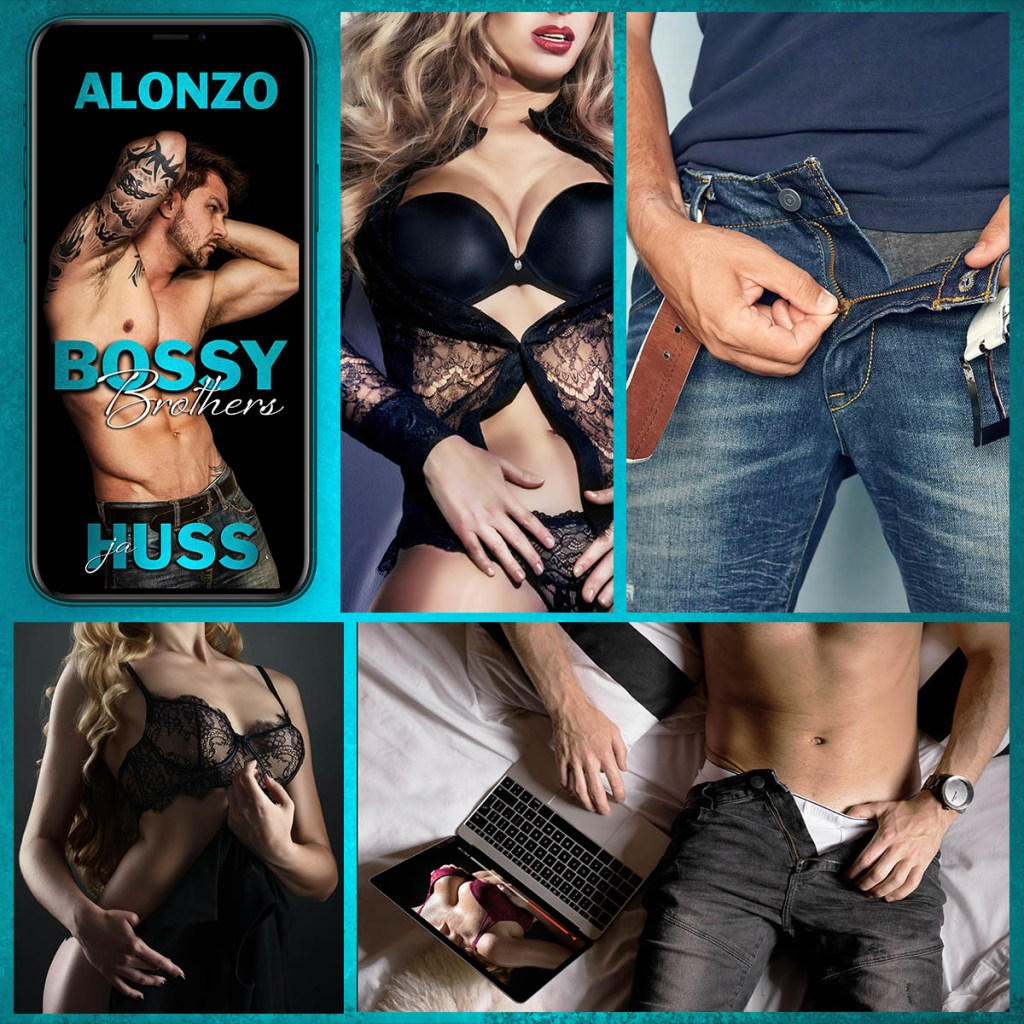 Bossy Brothers Alonzo by JA Huss Teaser 2