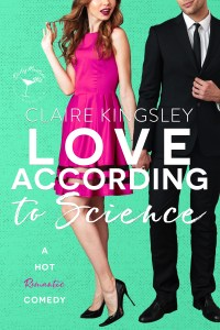 Love According to Science by Claire Kingsley Release Blitz & Review