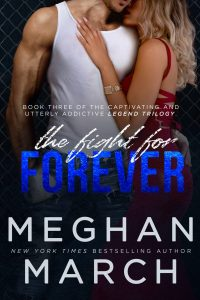 The Fight for Forever by Meghan March Release & Dual Review