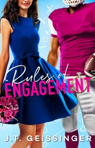 Rules of Engagement by J.T. Geissinger  Blog Tour & Review
