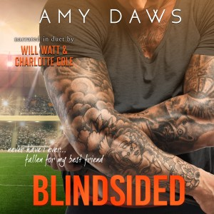 Audio Review: Blindsided by Amy Daws