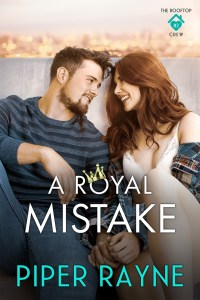 A Royal Mistake by Piper Rayne Release Blitz & Review