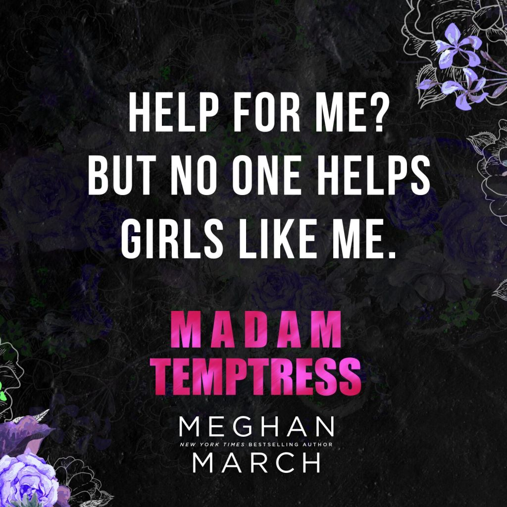 Madam Temptress by Meghan March Teaser 1