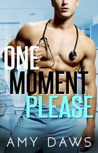 One Moment Please by Amy Daws Blog Tour & Dual Review