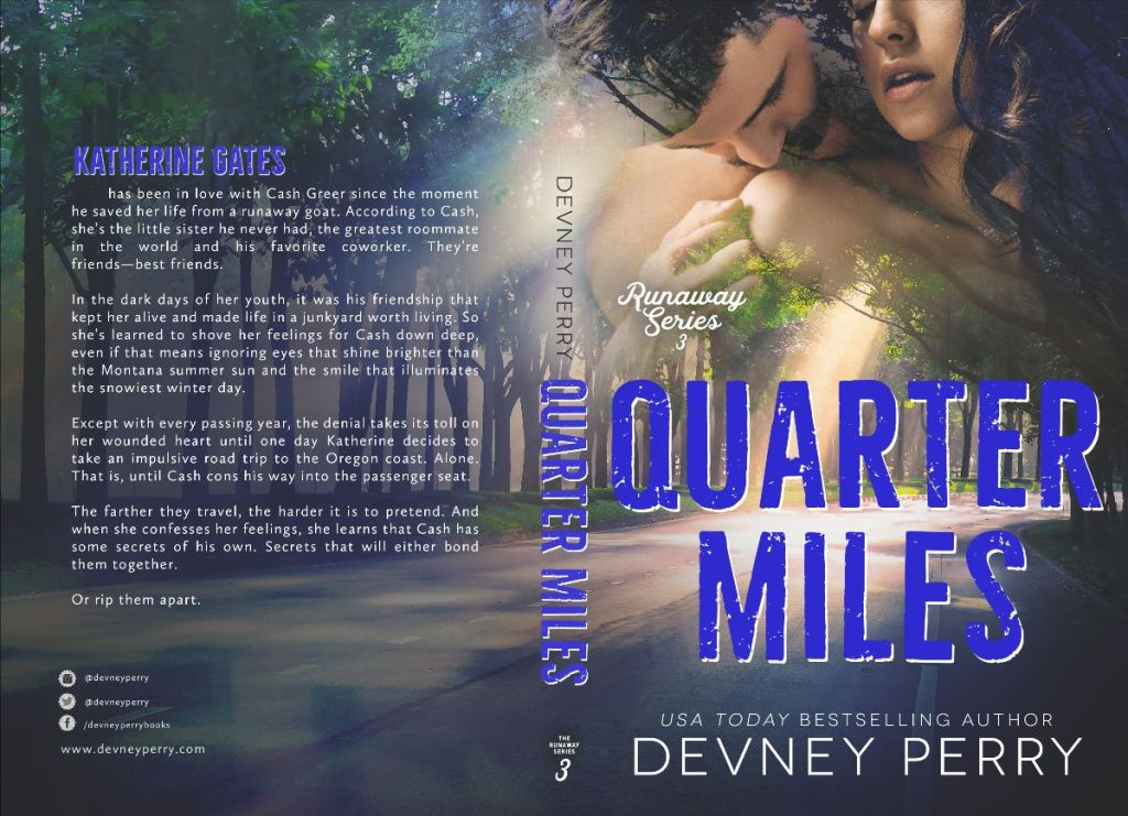 Quarter Miles by Devney Perry Full Cover