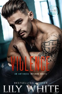 Violence by Lily White Blog Tour & Review