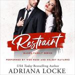 Restraint by Adriana Locke Audiobook