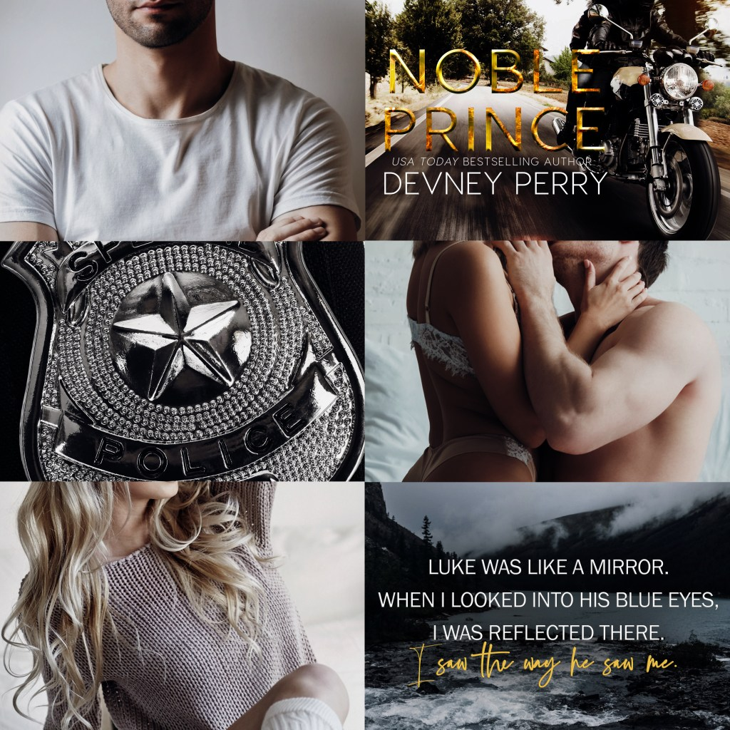 Noble Prince by Devney Perry Collage