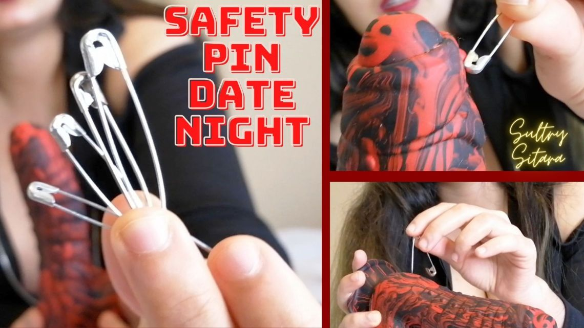 How to Do Cock and Ball Torture: Enjoy Your 1st safety pin date night!