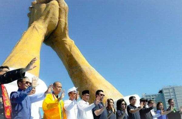 FKUB Kota Manado Himbau Rohaniawan dan Umat Beragama Antisipasi Penyebaran Covid -19