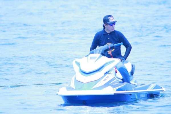 Pantau Kebersihan Laut Manado, Diskusi Bersama Pegadaian Manado, Lanjut Pertemuan Bersama Kacab BRI, Serta Hadiri Pertemuan Bersama Ketua Komisi IX DPR RI Tentang Komunikasi Informasi Edukasi