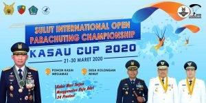 Kejuaraan IOPC Kasau Cup 2020, Ratusan Penerjun Siap Ramaikan