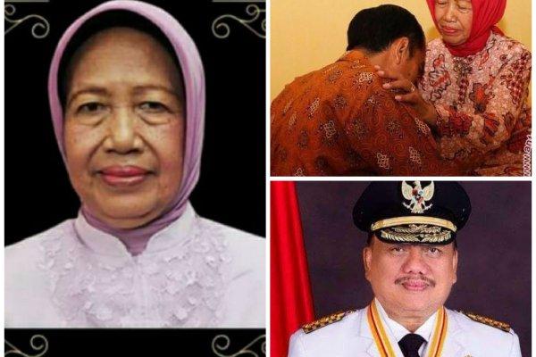 Ibunda Presiden Jokowi Wafat, Gubernur Olly Nyatakan Duka Mendalam