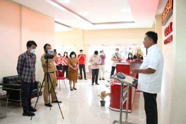 Gubernur Olly Harap Rumah Singgah 'Tidak Digunakan' Untuk Tangani Corona