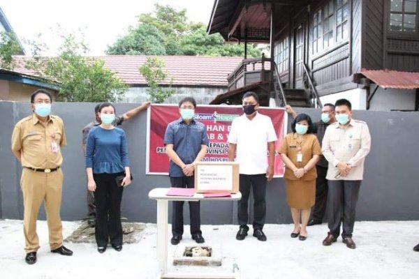 Cegah Covid-19, Pemprov Sulut Siapkan Rumah Singgah Bagi Warga Berstatus ODP