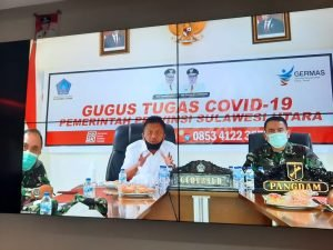 Kepala BNPB Apresiasi Langkah Gubernur Sulut Siapkan Lahan Pemakaman Jenazah Pasien Covid-19