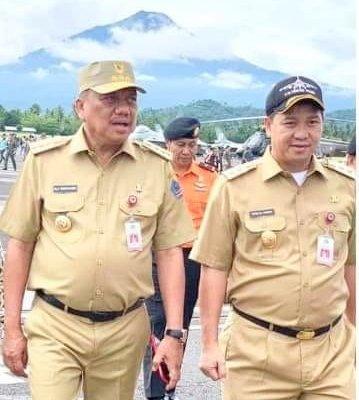 Wagub Kandouw: Berkat Usulan Pak Olly Tol Manado-Amurang dan Jembatan Lembeh Disetujui Pusat