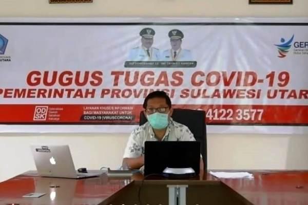 92 Orang Pelaku Perjalanan dari Ternate Dikarantina Gugus Tugas Covid-19 Sulut