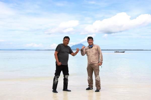 Dalam Lima Hari, ODSK Bagi Sembako di Lima Pulau