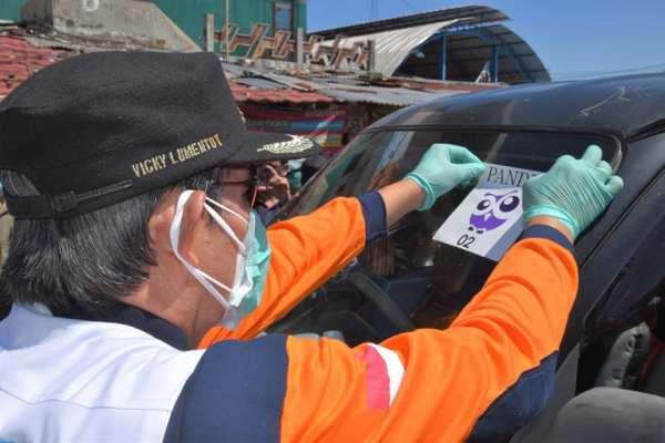 Pemkot Mantapkan Penerapan Pembatasan Masuk Manado