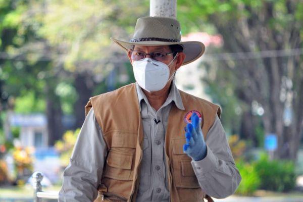 Walikota GSVL : Tugas Utama Kita Selamatkan Rakyat Manado Dari Bahaya Covid 19