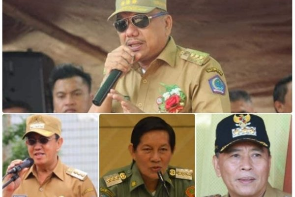 GSVL, ROR, JFE Dukung Gubernur Olly Siapkan Lahan Pekuburan Covid-19 di Wilayahnya
