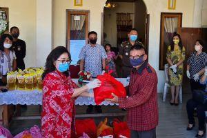 Pemprov Sulut Sudah Salurkan 108.120 Paket Sembako Lewat Lembaga Keagamaan