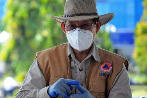 Tindaklanjut Surat Gubernur Sulut, Walikota GSVL Keluarkan Himbauan Berbelanja ke Warung/Kios