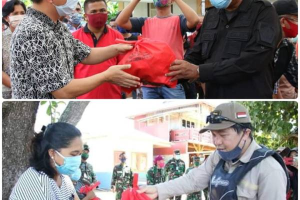 Masih Terus Disalurkan, Sudah 172.107 Paket Bantuan Pemprov Diterima Warga