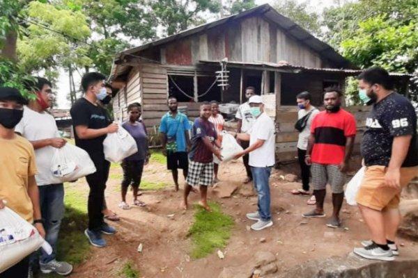 Pandemi Covid, AIPI Manado Bantu Mahasiswa Tak Pulang