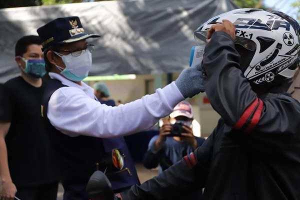 Pos Kontrol Kesehatan Kota Manado, Persiapan Menuju Pelaksanaan Era Normal Baru
