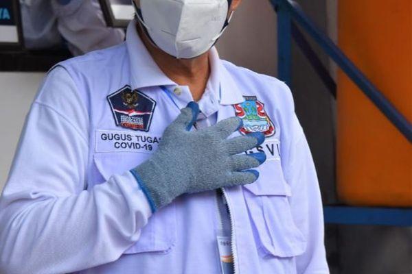 Walikota GSVL Himbau Jajaran Gugus Tugas Covid-19 Kota Manado Tetap Sabar, Jaga Profesionalitas Dalam Penanganan Pandemi Saat Ini