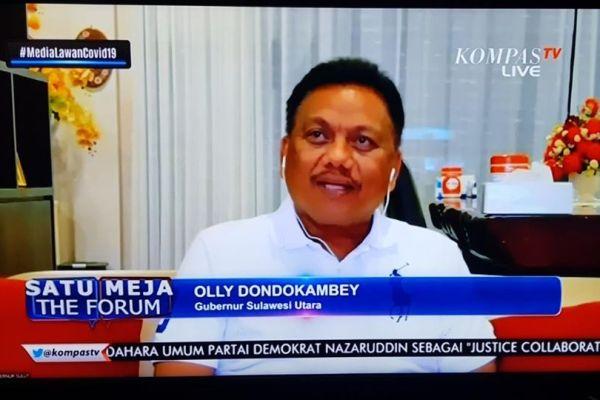 Digelar 9 Desember 2020, Gubernur Olly Dukung Pilkada Serentak