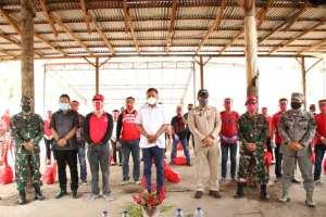ODSK Salurkan  391 Paket Sembako di Minahasa