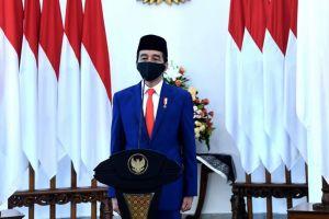Pidato Lengkap Presiden Jokowi di Hari Lahir Pancasila : Pandemi Uji Kedisiplinan Kita