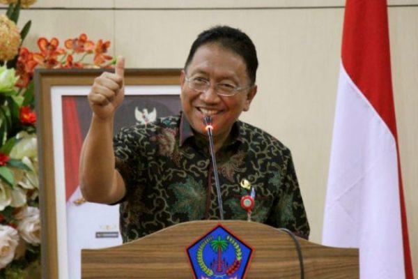 Cegah Korupsi Bersama Pemprov Sulut-KPK-KAD