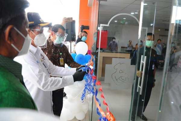 Soft Opening RS Hermina, Walikota GSVL : Saya Bahagia, RS Hermina Sudah Dapat Melayani Masyarakat di Bidang Kesehatan