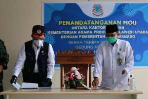 GSVL: Terima Kasih Pak Gubernur Olly, Atas Penggunaan Wisma Haji Sebagai Rumah Singgah