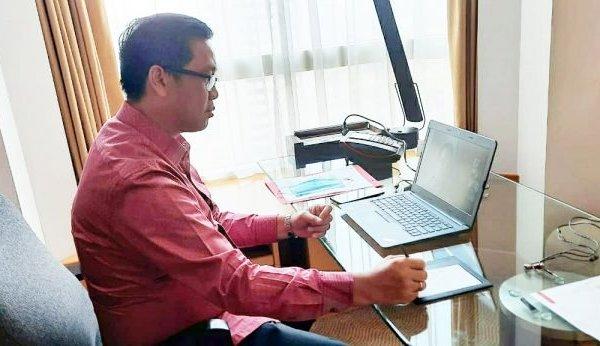 Dukung Pendidikan Daring, Wagub Kandouw Apresiasi Telkomsel