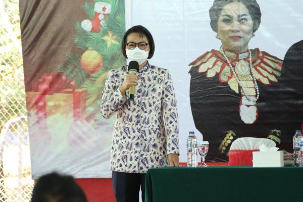 Yasti Janji Sumbang 1000 Persen Kemenangan Bagi ODSK