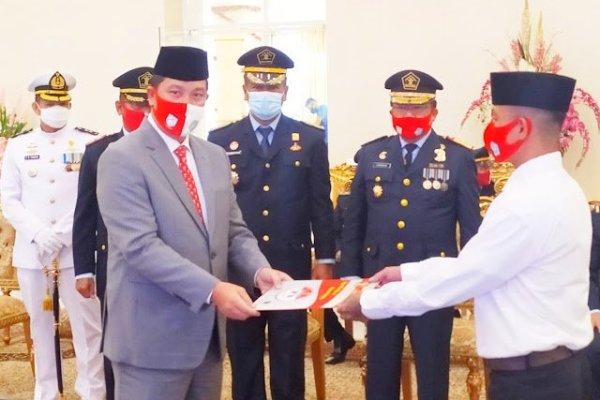 1.407 Warga Binaan Terima Remisi, Wagub Kandouw: Ini Bentuk Kehadiran Negara