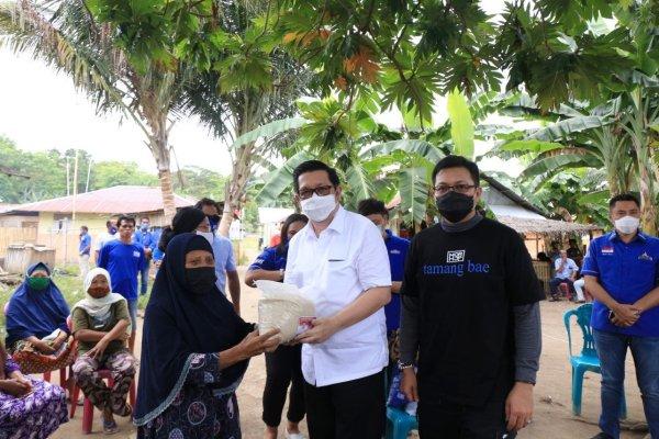 Jangan Salah Pilih, Sepang: MOR-HJP Pantas Pimpin Manado